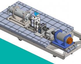 automatisation banc de caractérisation de réducteur mécanique