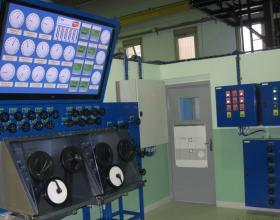Simulateur de circuit hydraulique