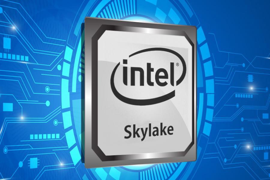 Skylake PC industriel