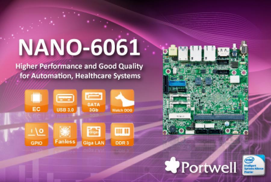 Carte mère Nano-ITX Braswell